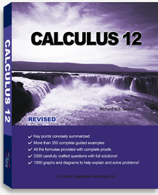 Calculus 12 Cover